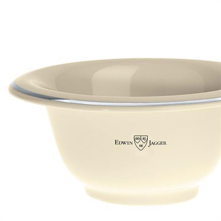 Edwin Jagger Porcelain rim shaving bowl