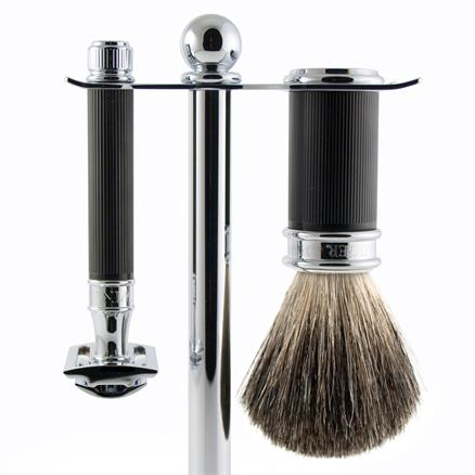 Edwin Jagger Shaving set 3pcs rubber