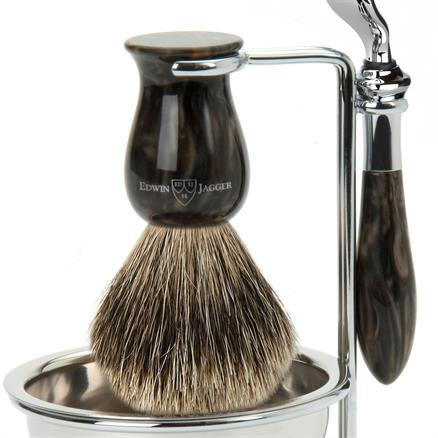 Edwin Jagger Shaving set 4 pieces