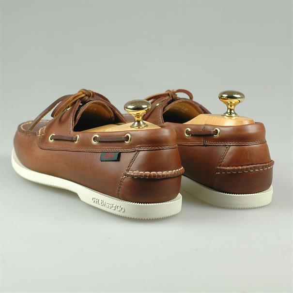 G.H. Bass Classic boat shoe