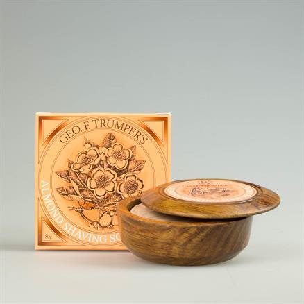 Geo F. Trumper Wooden bowl almond