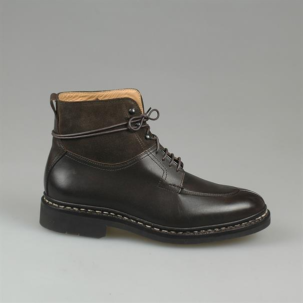 Heschung Ginkgo boot leath/vel