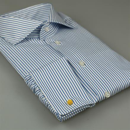 IGN. Joseph Bengal stripe slim/double