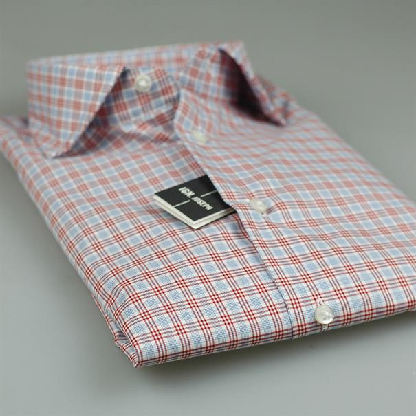 IGN. Joseph Multi check slim fit