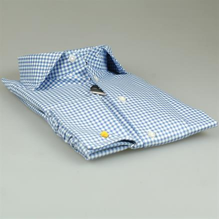 IGN. Joseph Twill check slim fit
