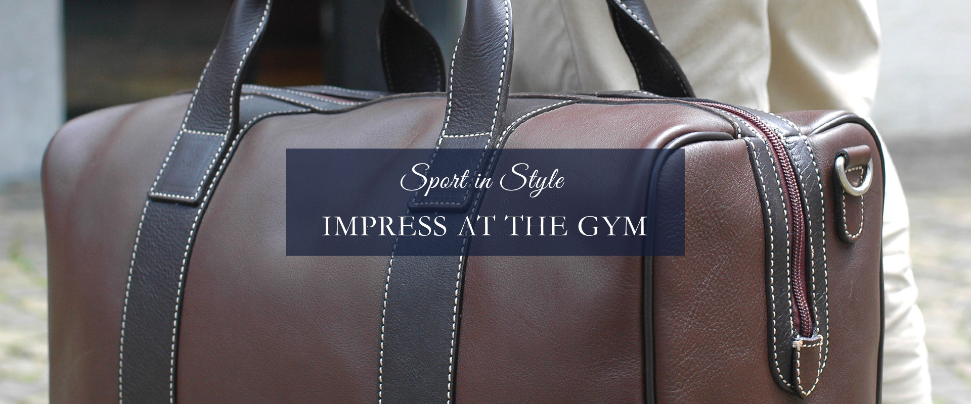 Impress at the gym