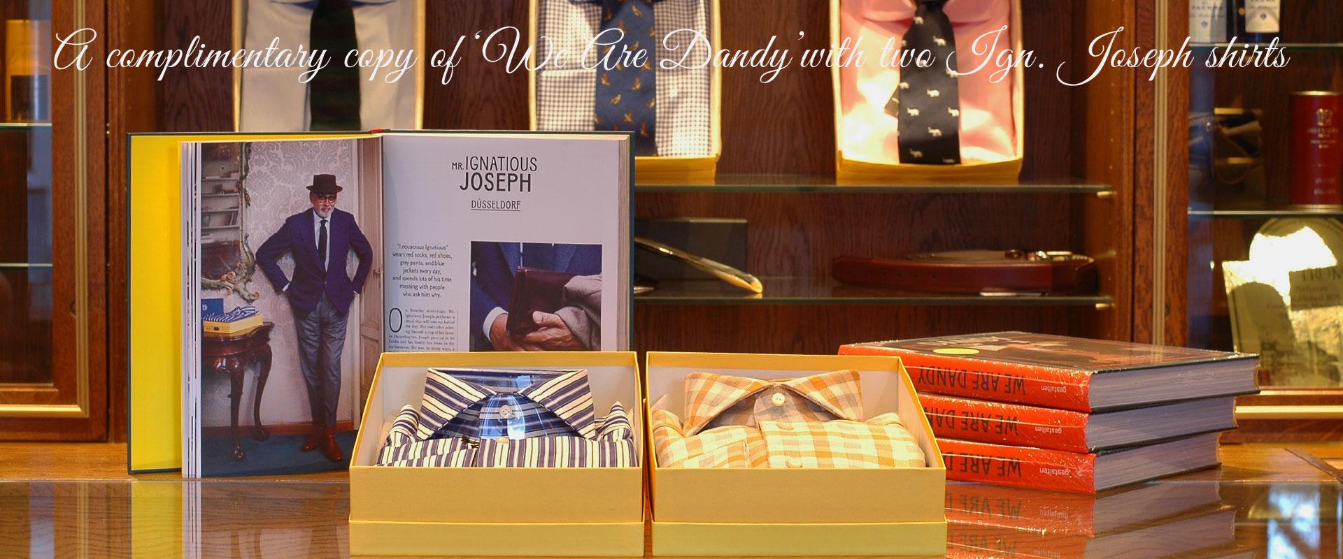 Joseph Free Book
