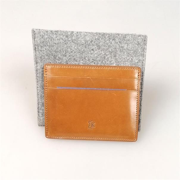 Kreis Cardcase cordovan whiskey