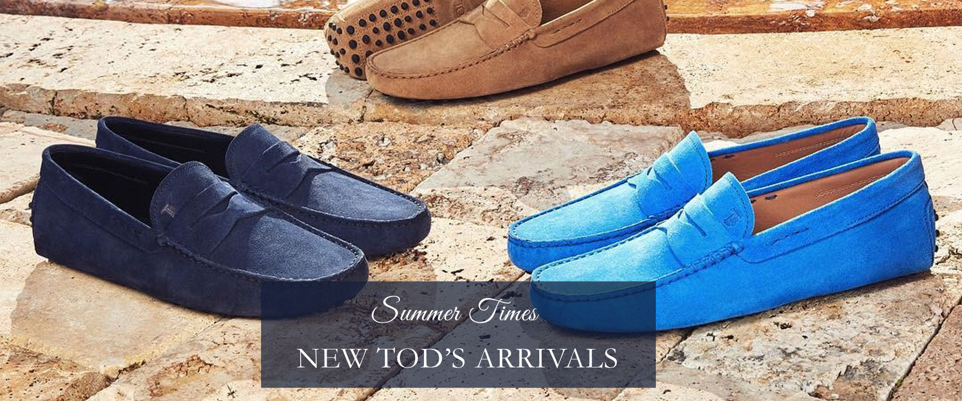 New Tod's summer collection
