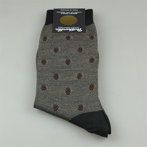 Pantherella Sock birdseye belgrave