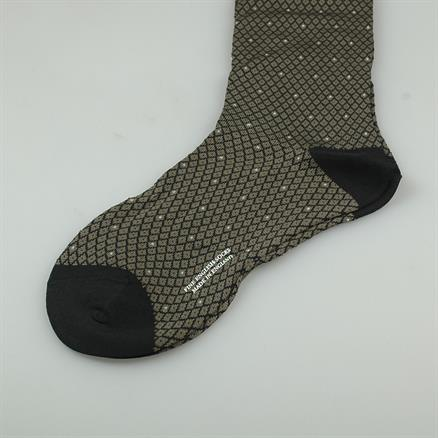Pantherella Sock cotton check