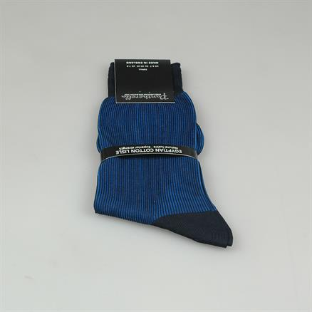 Pantherella Sock cotton fine rib