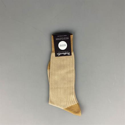 Pantherella Sock herringbone cotton