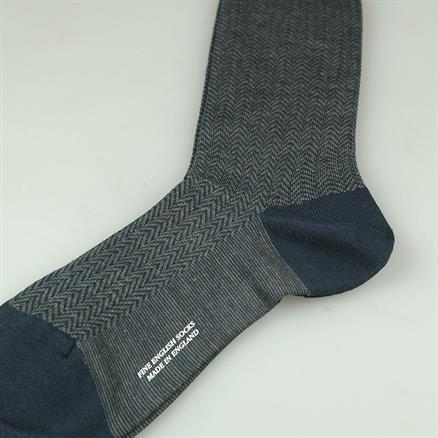 Pantherella Sock herringbone