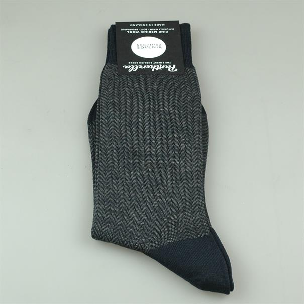 Pantherella Sock herringbone