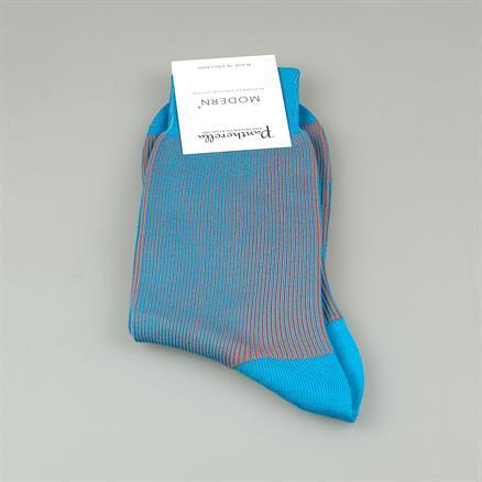 Pantherella Sock modern stripe