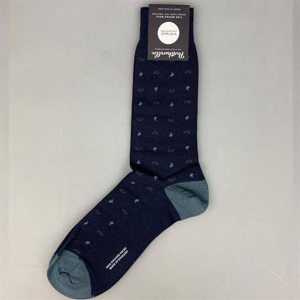 Pantherella Sock paisley merino