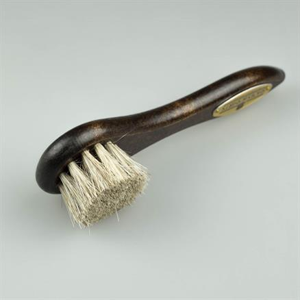 Roch. Shoe-Tree Co Shoe brush horsehair dauber