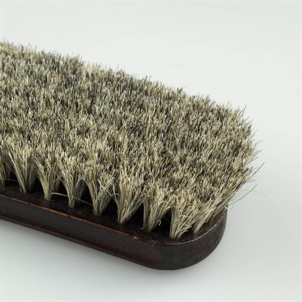 Roch. Shoe-Tree Co Shoe brush horsehair medium