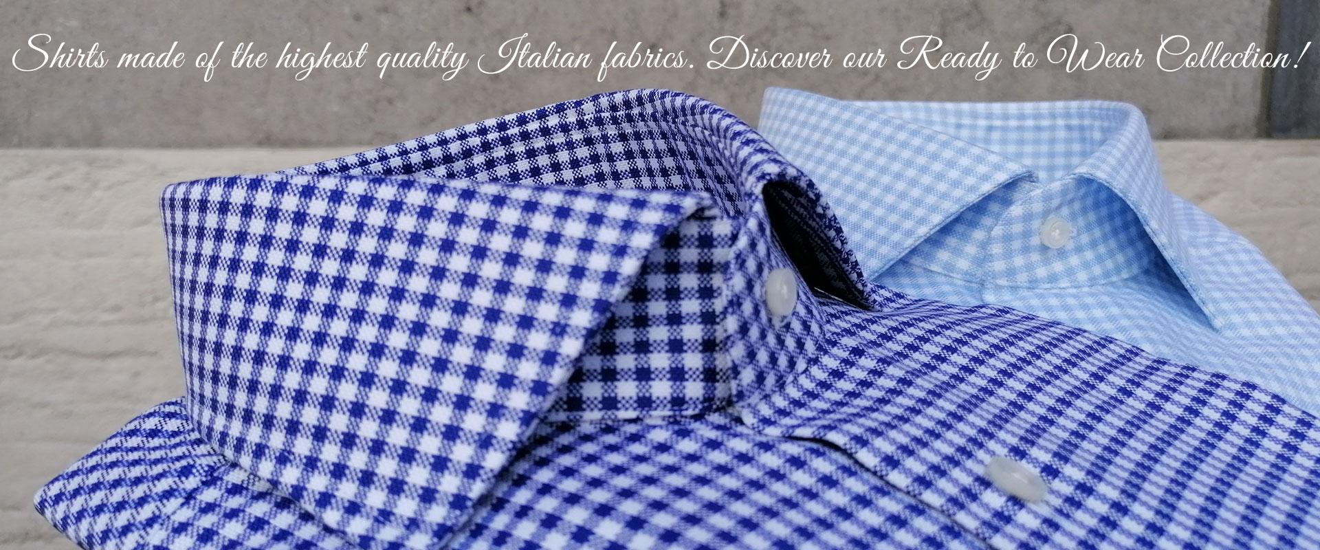 Shirts italy