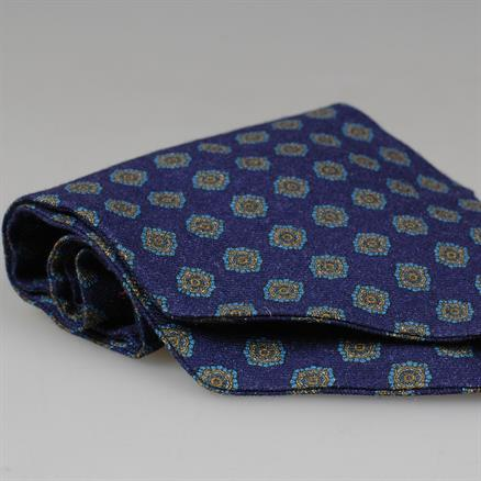 Shoes & Shirts Ascot tie classic wool