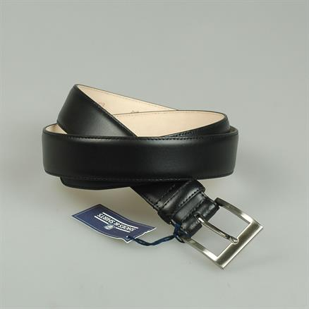 Shoes & Shirts Belt calf leather