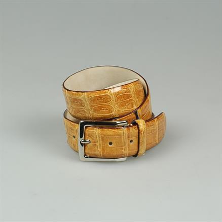 Shoes & Shirts Belt croco