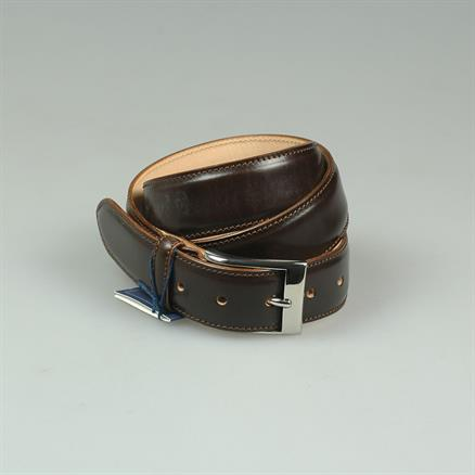 Shoes & Shirts Belt saddle leather