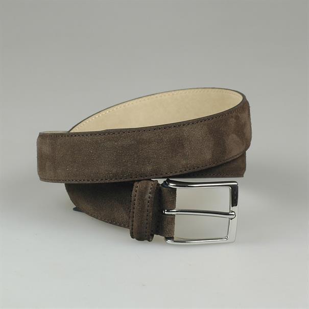 Shoes & Shirts Belt suede