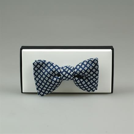 Shoes & Shirts Bow-tie classy squares