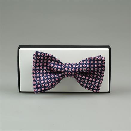 Shoes & Shirts Bow-tie fancy squares