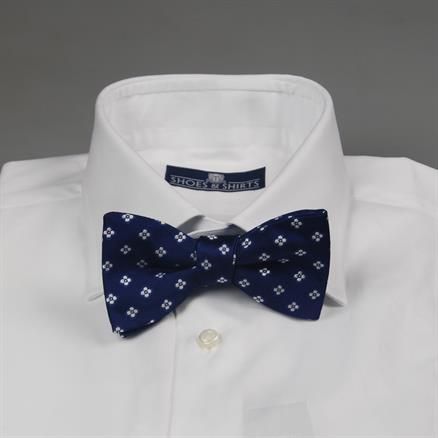 Shoes & Shirts Bow-tie flower dot