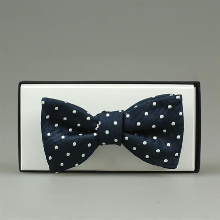 Shoes & Shirts Bow-tie polkadot