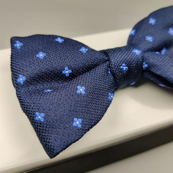 Shoes & Shirts Bow-tie silk fleur