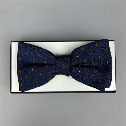 Shoes & Shirts Bow-tie silk flowered