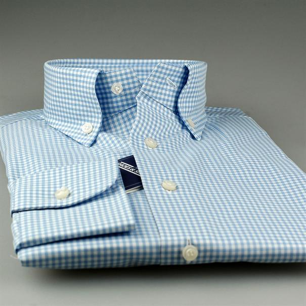 Shoes & Shirts Buttondown check