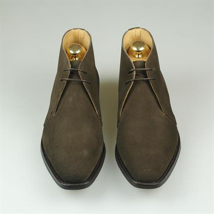 Shoes & Shirts Cadiz chukka boot suede