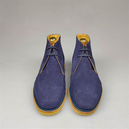 Shoes & Shirts Calpe chukka suede