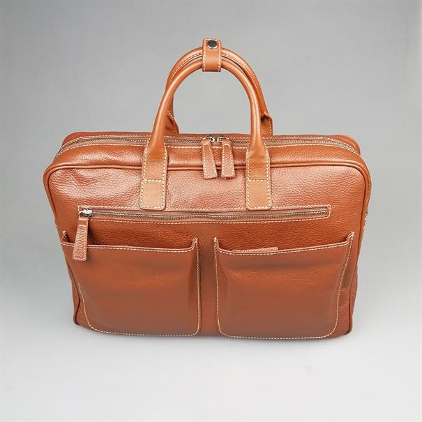 Shoes & Shirts Cartella briefcase frontzips