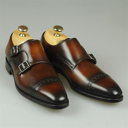 Shoes & Shirts Cordoba double monk