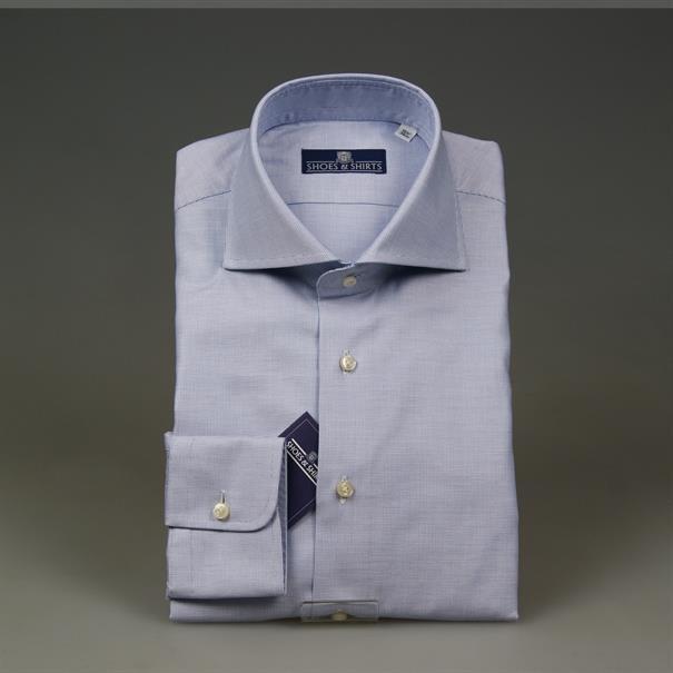 Shoes & Shirts Cutaway royal oxford