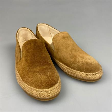 Shoes & Shirts Espadrille loafer polo