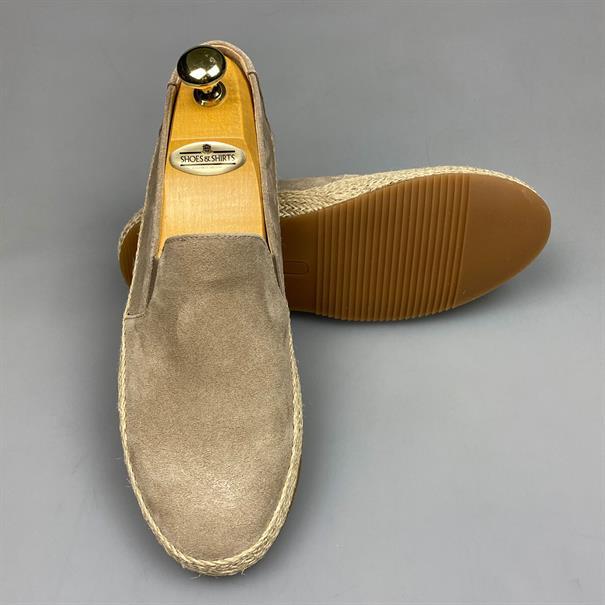 Shoes & Shirts Espadrille loafer sand