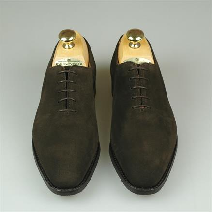 Shoes & Shirts Granada wholecut suede