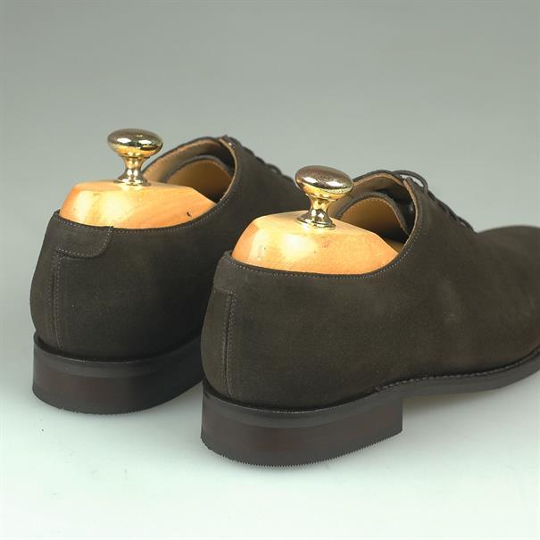 Shoes & Shirts Granada wholecut suede