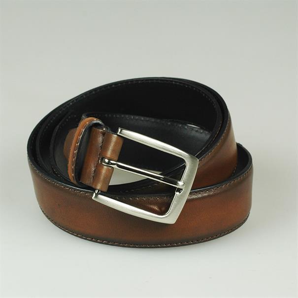 Shoes & Shirts Handpolished belt