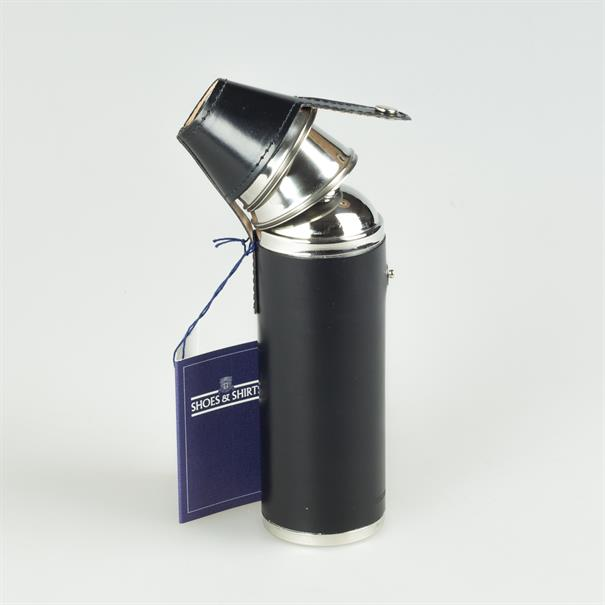 Shoes & Shirts Hunter flask