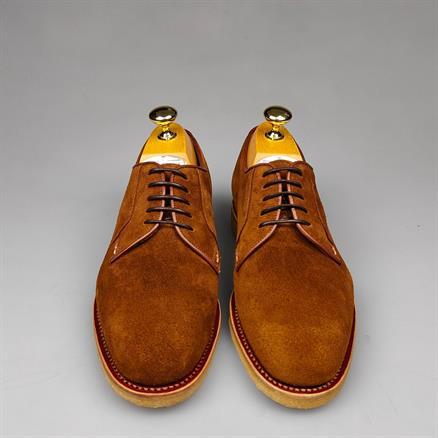 Shoes & Shirts Moraira blucher suede