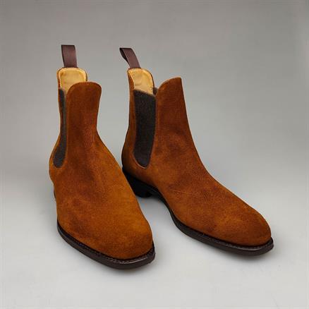 Shoes & Shirts Navarra chelsea suede