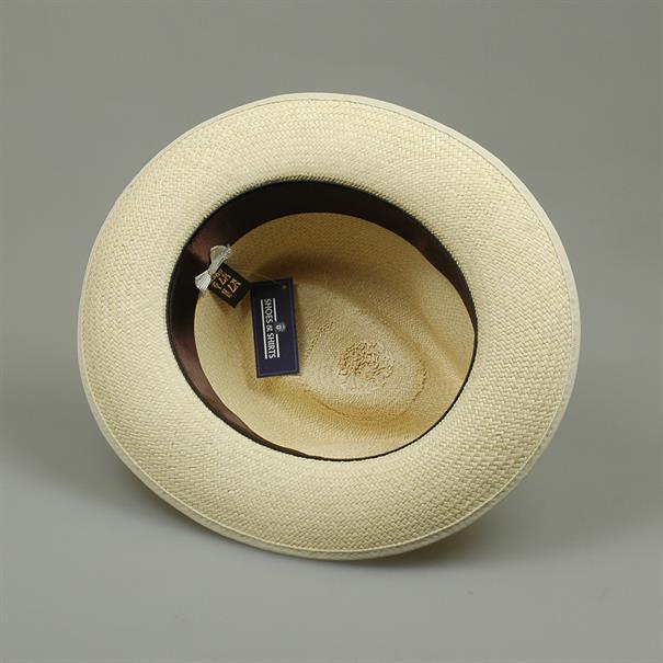 Shoes & Shirts Panama ii cream straw